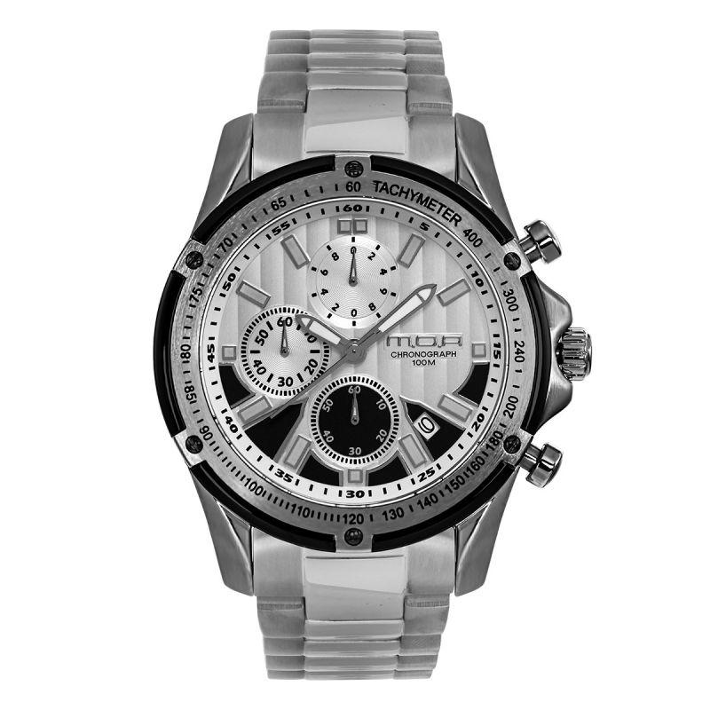 KM1716-1103 Chronograph Stainl