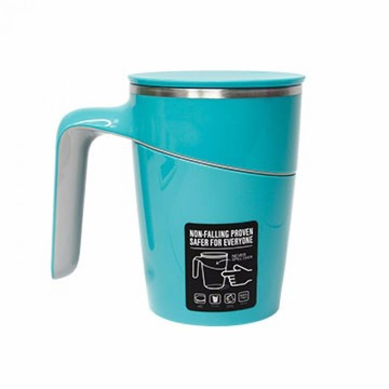 SWSM01-1001 Suction Mug (Blue)
